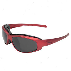 Red Motorcycle Z87 Sunglasses Safety Glasses Men